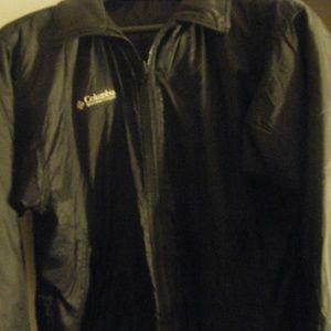 Columbia Sportwear Company Men's Black Jacket